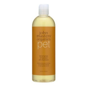 John Masters Organics Lemongrass & Flaxseed Pet Shampoo 16oz,473ml