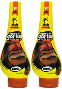Moco de Gorila Estilo Punk Extreme Hold Gel, 350ml
