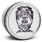 Pomps Not Dead Slick Of It All Light Hold Pomade 120ml