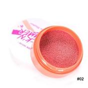 MF Cosmetic Air Cushion Blush Cream With a Puff Waterproof Anti-sweat Moisturising Blusher Charming Cheek Blush Makeup