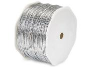 Cord, Thread & Wire Metallic Cord Braided Tie Cords Trim Jewellery Cord Trim in 1mm 1.5mm 100 Yards
