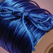 Beading Cords & Threads Beading Supplies Satin Rattail Cord Trim Shamballa Macrame Beading Nylon kumihimo String Bead Organisation 2MM