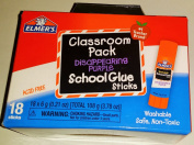 Elmers Glue Sticks Washable Disappearing Purple