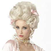 Gold Anime Festival Cosplay Hair for Show Party Cosers Wig Queen Marie Antoinette Cinderella Curls for Lady