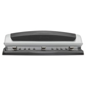 "10-Sheet Precision Pro Desktop Two- and Three-Hole Punch, 0.7cm "" Holes, Sold as 1 Each"
