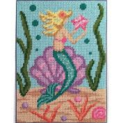Canoodles-- Mermaid-- Needlepoint Kit