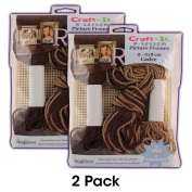 2-Pack Plastic Canvas Kit