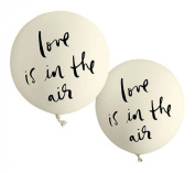 Kate Spade New York Bridal Balloon Set,love Is in the Air