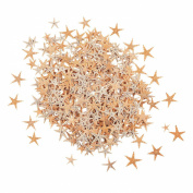 Tiny Miniature Fairy Garden Beach Critter Starfish Marine Life Collection for Arts & Crafts Projects, Decorations, Party Favours, Invitations (90 Pieces) by Super Z Outlet®