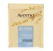 Aveeno Soothing Bath Treatment, 8 Count, net wt. 45ml