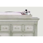 Baby Cahce Vienna Changing Topper in Ash Grey Finish