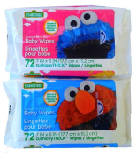 Elmo and Cookie Monster Baby Wipes