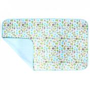 MyKazoe Waterproof Crib Mattress Pad