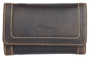 Spaceful Durable Leather Wallet Pedro Whole Made of Natural Genuine Leather