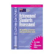 Achievement Standards Assesment English Language Year 2 / Australian Curriculum, Assessment and Reporting Authority