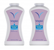 Vagisil Deodorant Powder, 240ml