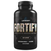 LEGION FORTIFY Joint Support Supplement for Joint Pain Relief, Improving Joint Mobility, Reducing Joint Inflammation, and Supporting Joint Health - 30 Servings.