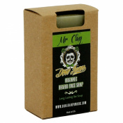 Don Juan Mr. Clay Organic Beard Face Soap Bar 110ml