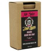 Don Juan Mr. Spice Organic Beard Face Soap Bar 110ml