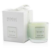 Millefiori Lovely Candle In Bicchiere Lilla 60G60ml