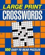 Large Print Crosswords [Large Print]