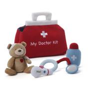 Gund My First Doctor's Kit Baby Playset