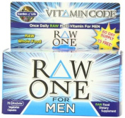 GARDEN OF LIFE VITAMIN CODE RAW ONE FOR MEN 150