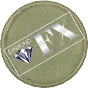 Diamond FX Metallic Face Paint - Silver