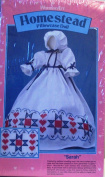 Wonderart Homestead Pillowcase Doll Kit Amanda