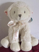 Beverly Hills Teddy Bear Co. Family Lamb Rattle