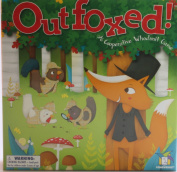Gamewright Outfoxed Board Game