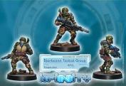 Djanbazan Tactical Group HMG (1) Haqqislam Infinity Corvus Belli