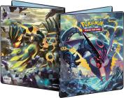 Ultra-Pro Pokemon Card Portfolio Album featuring Rayquaza & Groudon Ancient Origins