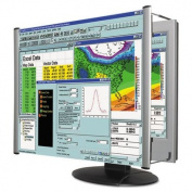 """LCD Monitor Magnifier Filter, Fits 60cm """" Widescreen LCD, Sold as 1 Each"""