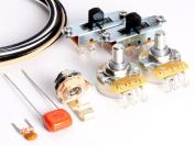 ToneShaper Guitar Wiring Kit, For Fender Mustang
