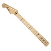 Fender 0994622921 Stratocaster Left-Hand Neck, 21 Medium Jumbo Frets, Maple Fingerboard