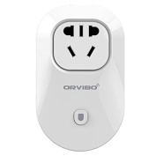 Generic Wifi Smart Socket for APP Controlling Electronics From Anywhere, Remote Control, Timing Function