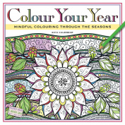 Colour Your Year Calendar 2016