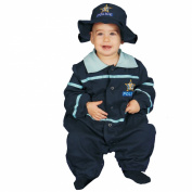 Dress Up America Baby Police Officer