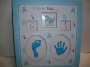 Precious Baby Photo Album Blue