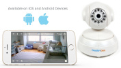 ComfortCam Baby Monitor - A wifi & Internet Baby Camera with Remote Access in a Safe, Secure & Private Way. No Cloud Technology - No Creepy Hackers.