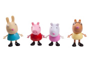 Peppa Pig and Best Friends 7.6cm Figures