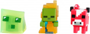 Minecraft Collectible Figures Set I (3-Pack), Series 3