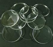 1.5mm Clear Miniature Bases, Circular 40mm