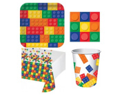 Building Blocks Birthday Party Pack