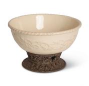 Serving Bowl w/ Pedestal - 30cm