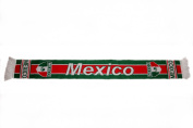 Mexico Country Thick Scarf Scarves .. Great Quality .. New
