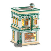 Department 56 Originial Snow Village Jackie's Cards and Gifts Lit House, 20cm