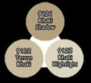 Paint Terran Khaki Triad RPR 09741