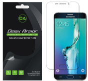 for for for for for for for for for Samsung Galaxy S6 Edge Plus / S6 Edge+ Screen Protector, Dmax Armour® Full Screen Coverage (Edge to Edge) Anti-Bubble High Definition Clear Shield - Lifetime Replacements Warranty-[2-Pack] Retail Packagi